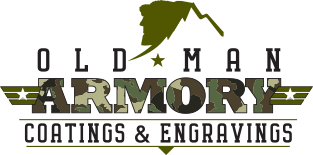 Old Man Armory Coatings and Engravings