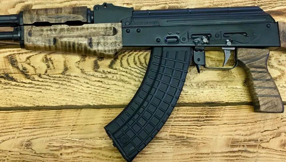 AK- Style Cerakote Coating