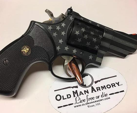 cerakote revolvers